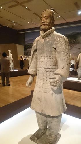 军吏俑(秦朝・公元前3世纪) 秦始皇帝陵博物院