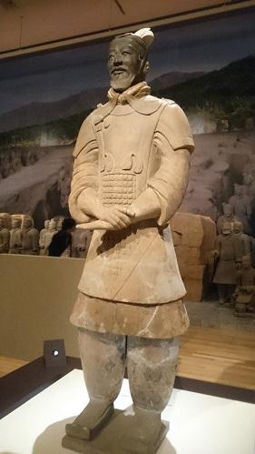 将军俑(秦朝・公元前3世纪) 秦始皇帝陵博物院