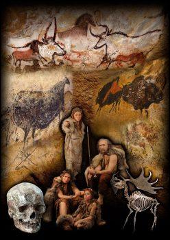 壁画 ラスコー の ■ラスコー展:①なぜ壁画を描いたのか?(見学前の仮説)