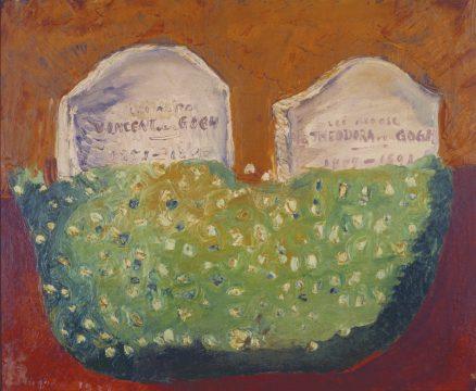 19.ゴッホの墓