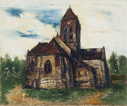 18..オーヴェールの教会