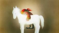 絵本原画展 ― いもとようこの世界 @ 上野の森美術館