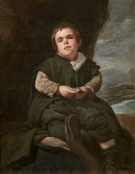 ディエゴ・ベラスケス《バリェーカスの少年》1635-45年 マドリード、プラド美術館蔵 © Museo Nacional del Prado