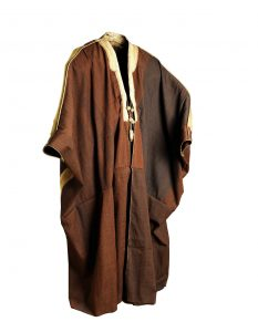 「アブドゥルアジーズ王の上衣」 20世紀 キング・アブドゥルアジーズ財団所蔵