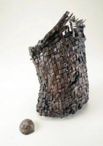 青森市 三内丸山遺跡出土、縄文時代(中期)・前3000~前2000年 青森県郷土館蔵