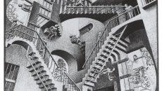 「ミラクル エッシャー展 奇想版画家の謎を解く8つの鍵」 @ 上野の森美術館
