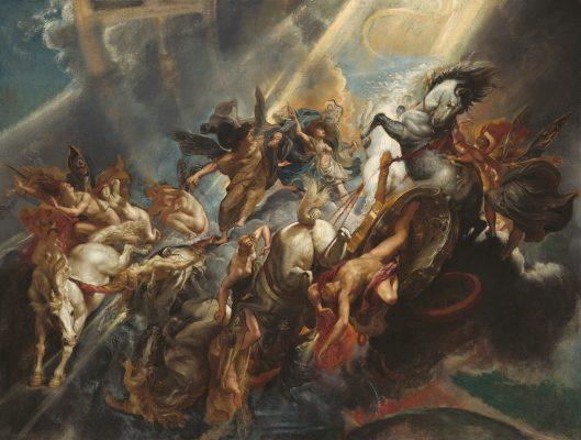 National Museum Of Western Art Rubens Exhibition Birth