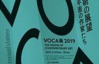 「VOCA展2019 現代美術の展望-新しい平面の作家たち」 @ 上野の森美術館