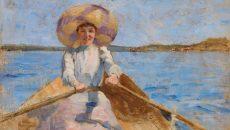 日本・フィンランド外交関係樹立100周年記念 モダン・ウーマン―フィンランド美術を彩った女性芸術家たち @ 国立西洋美術館